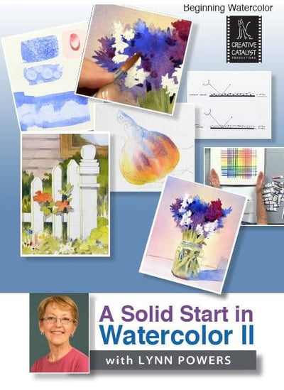 A Solid Start in Watercolor with Lynn Powers II