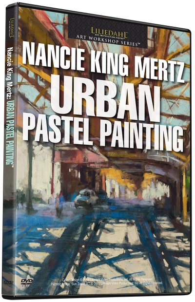 Urban Pastel Painting with Nancie King Mertz