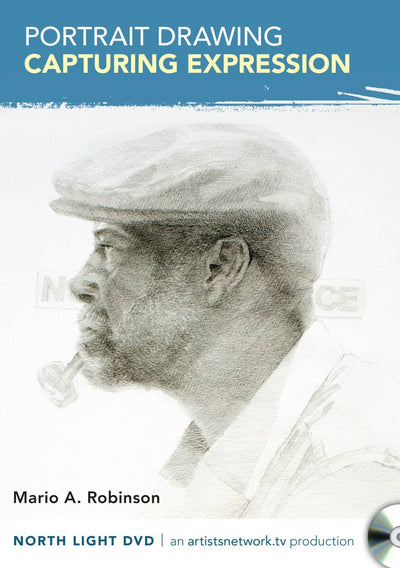 Portrait Drawing: Capturing Expression with Mario A. Robinson
