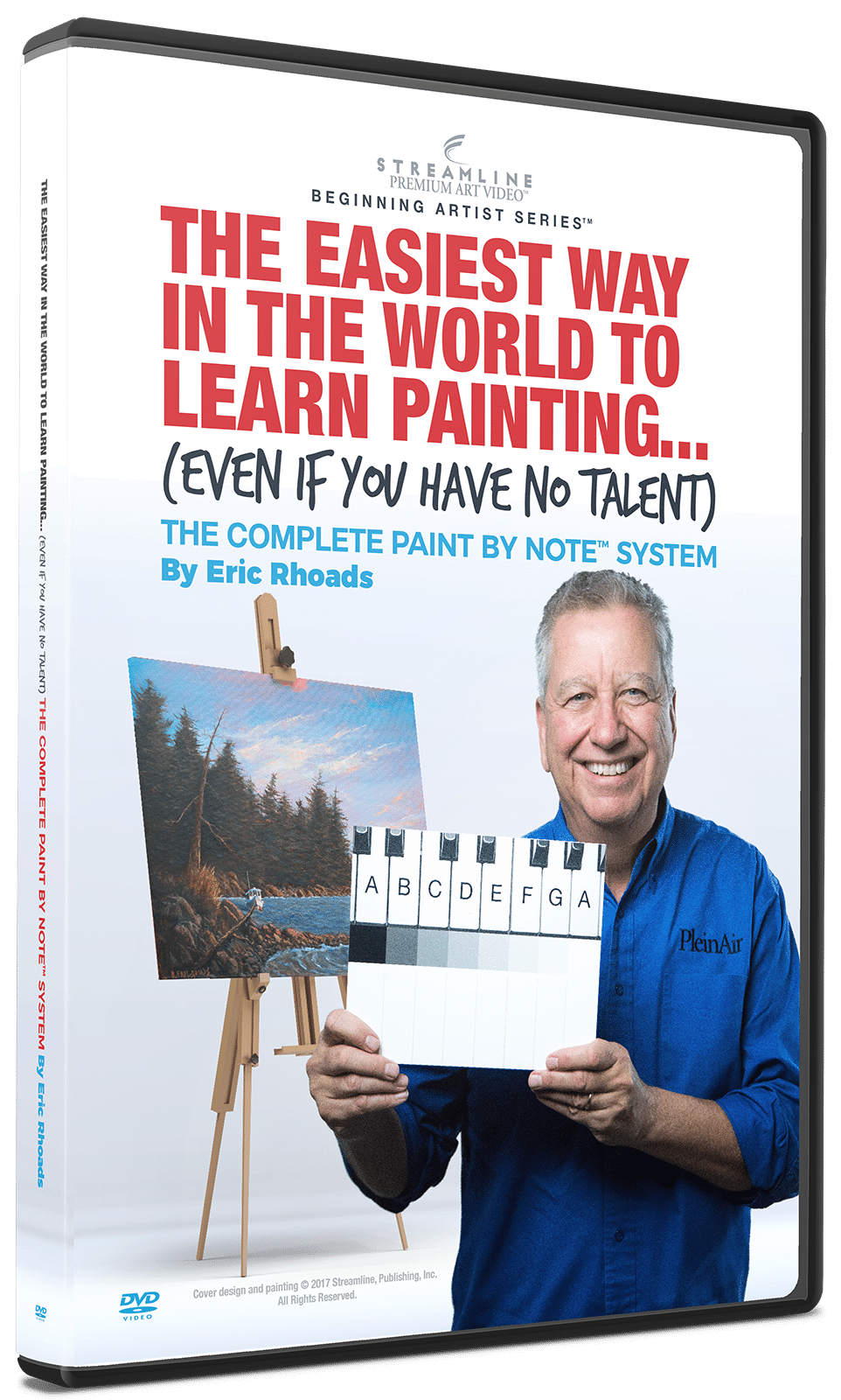 Eric Rhoads: The Easiest Way in the World to Learn Painting