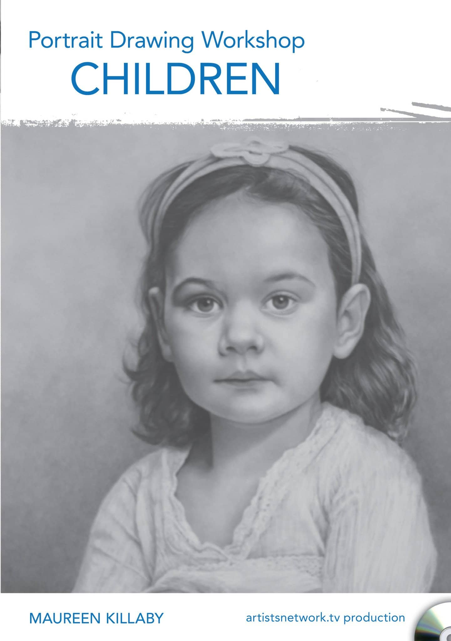 Portrait Drawing Workshop - Children with Maureen Killaby
