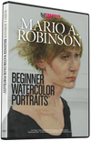 Beginner Watercolor Portraits with Mario A Robinson
