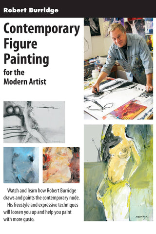 Contemporary Figure Painting with Robert Burridge