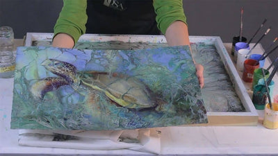 Marbling Magic with Rene Eisenbart