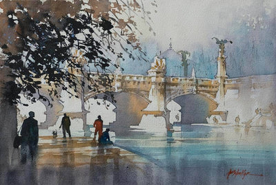 Watercolor: The Power of Design with Thomas W. Schaller