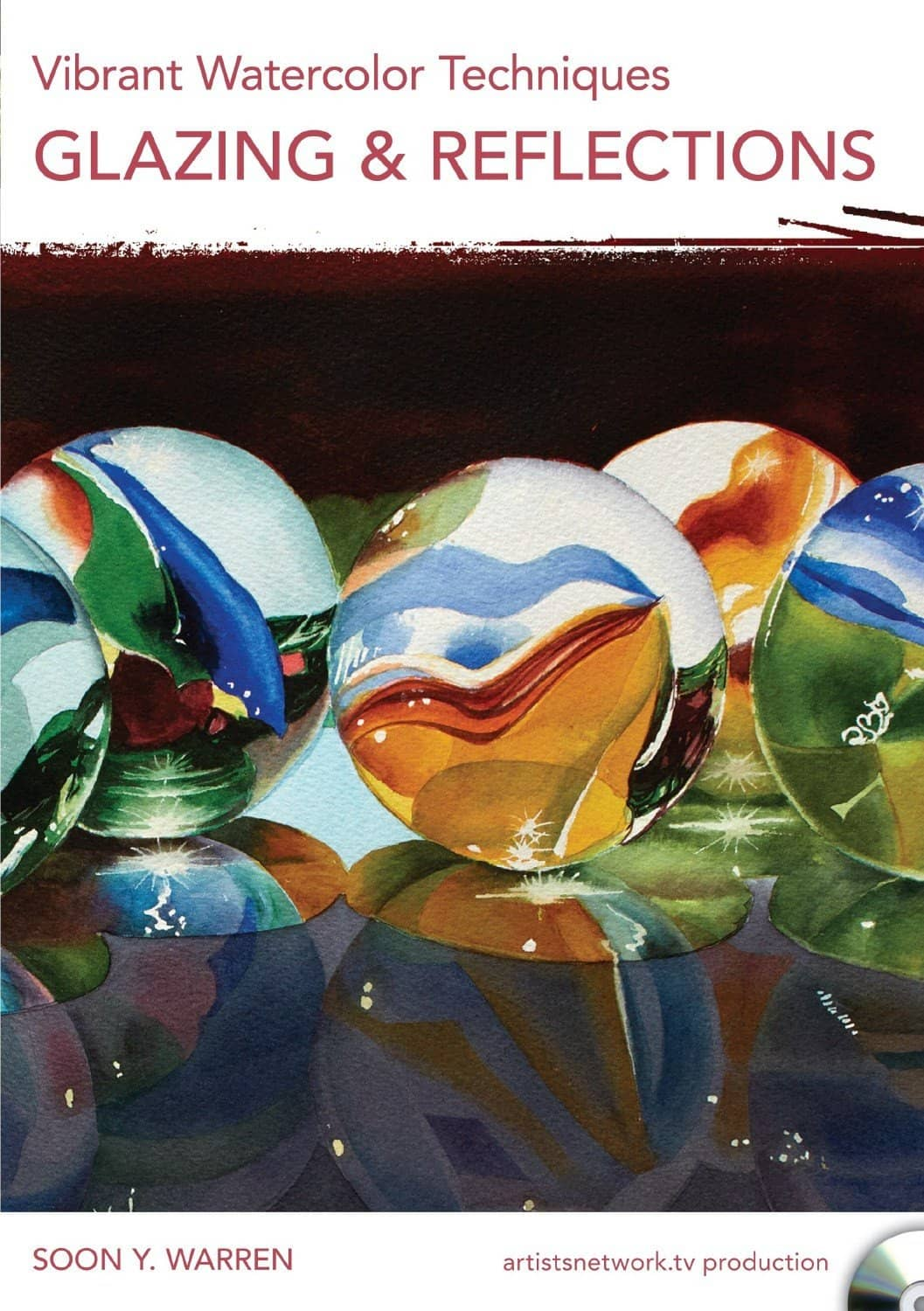 Vibrant Watercolor Techniques - Glazing & Reflections with Soon Y. Warren