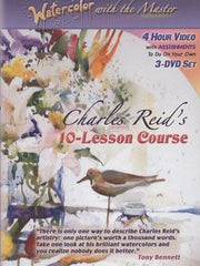 Watercolor with the Master 10-Lesson Course with Charles Reid