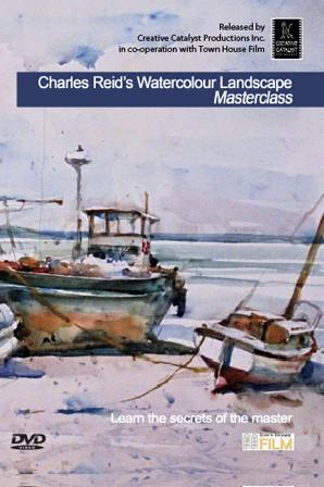 Watercolour Landscape Masterclass with Charles Reid Art Instruction Video-DVD from Creative Catalyst