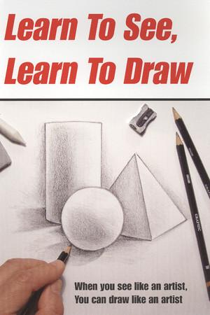 Learn to See, Learn To Draw - OnAirVideo.com Art Instruction Video-DVD from Creative Catalyst