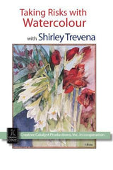 Taking Risks With Watercolour with Shirley Trevena