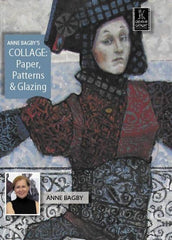 Collage: Paper, Patterns & Glazing with Anne Bagby