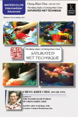 Saturated Wet Technique with Cheng-Khee Chee