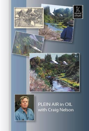 Plein Air in Oil with Craig Nelson