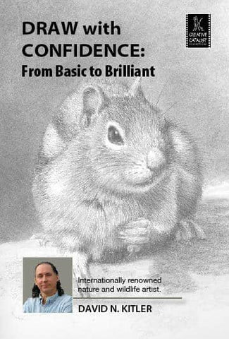 Draw with Confidence: From Basic to Brilliant with David Kitler