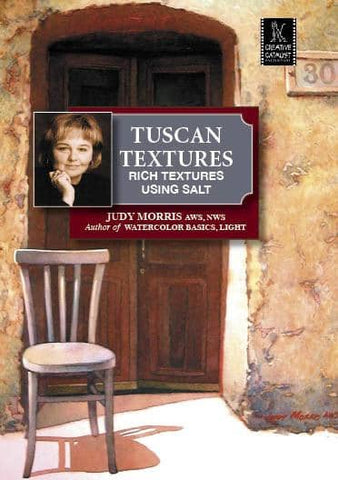 Tuscan Textures: Rich Textures Using Salt with Judy Morris