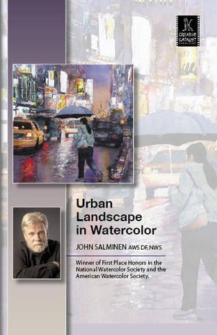 Urban Landscape in Watercolor with John Salminen
