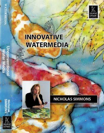 Innovative Water Media with Nicholas Simmons Art Instruction Video-DVD from Creative Catalyst