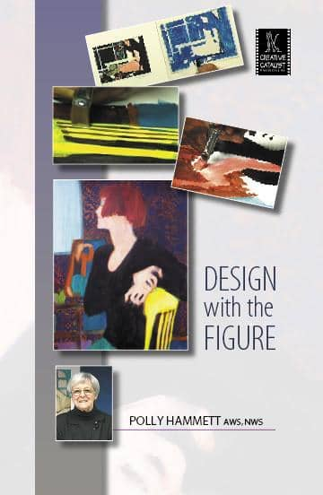 Design with the Figure with Polly Hammett Art Instruction Video-DVD from Creative Catalyst