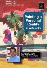 Painting a Personal Reality in Watercolor with Radindra Das