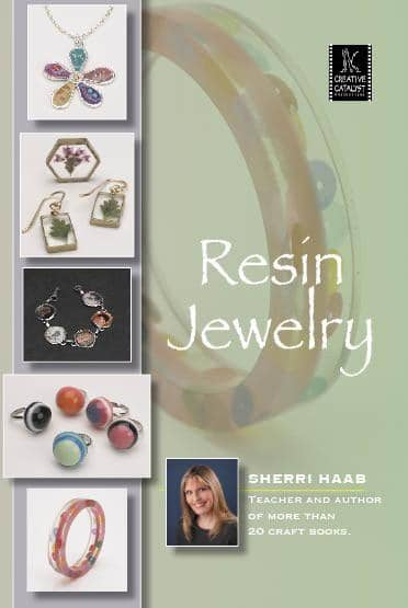 Resin Jewelry with Sherri Haab Art Instruction Video-DVD from Creative Catalyst