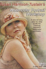 Watercolor Portrait Workshop with Susan Harrison-Tustain