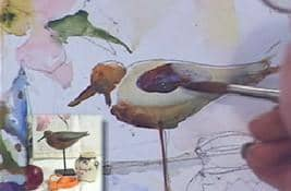 Watercolor with the Master 10-Lesson Course with Charles Reid Art Instruction Video-DVD from Creative Catalyst