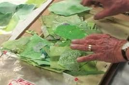 Stained Paper and Collage with Gerald Brommer Art Instruction Video-DVD from Creative Catalyst