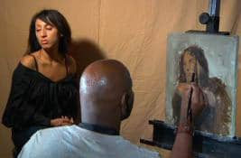 Mastering Oil Portrait Painting with Ron Hicks Art Instruction Video-DVD from Creative Catalyst