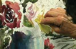Capturing Limited Light with Expressive Brushwork with Betty Carr Art Instruction Video-DVD from Creative Catalyst