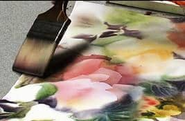 Watercolor from Within: Transparent Layering with Barbara Nechis Art Instruction Video-DVD from Creative Catalyst