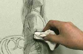 Drawing Gesture in Charcoal & Pastel with Craig Nelson Art Instruction Video-DVD from Creative Catalyst