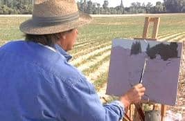 Plein Air in Oil with Craig Nelson Art Instruction Video-DVD from Creative Catalyst
