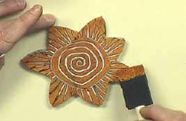 Art Stamping Innovations: Carving Workshop with Gloria Page Art Instruction Video-DVD from Creative Catalyst