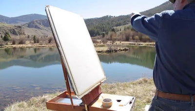Water Media en Plein Air with Stephen Quiller