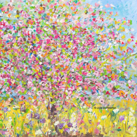 'Butterfly Tree' Print Hand Signed By Julie