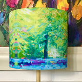 'Bluebells' lampshade