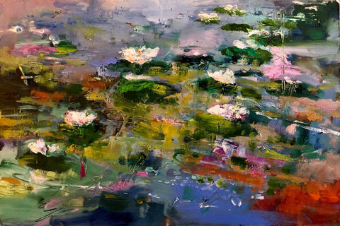 'Waterlilies'