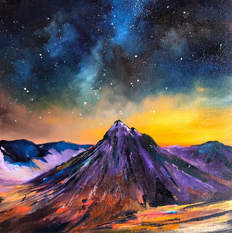 'Glencoe Under the Stars'