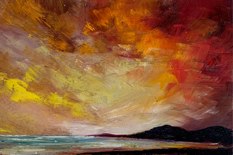 'Arran Sunset'