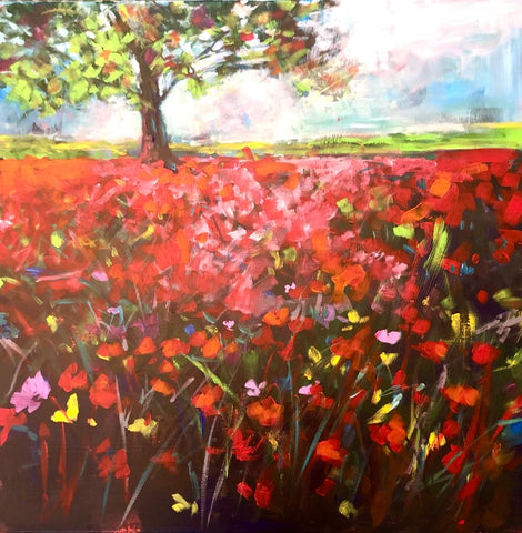 'The Poppy Tree'