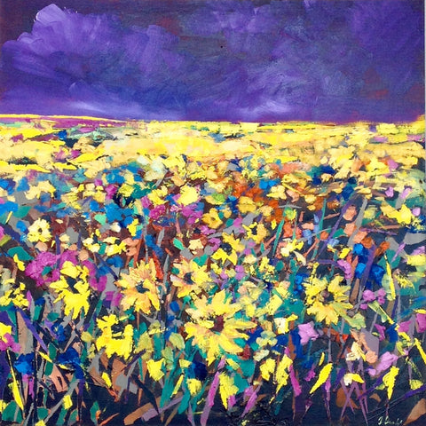 'Burst of Sunflowers'