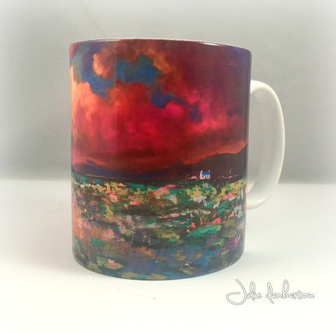 'Waterlily bank' Mug