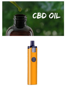 CBD oil and vape pen vendor