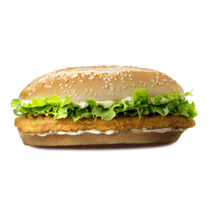 Chicken Royal Burger