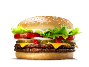 Double Whopper Cheese