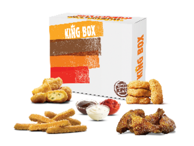 Medium King Box - 16 Pcs