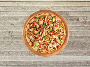 Pizza Triple Poulet Sauce BBQ