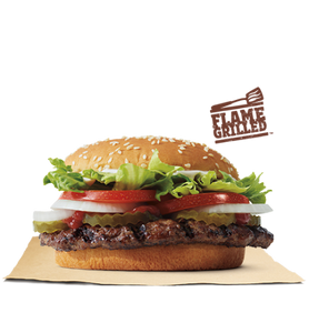 Whopper Cheese Burger