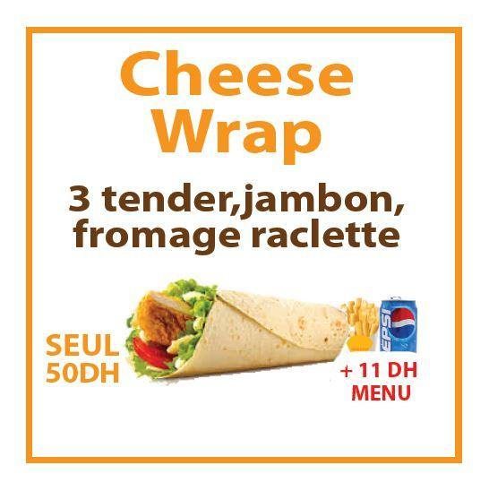 Cheese Wrap