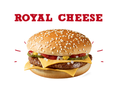 Grand Royal Cheese
